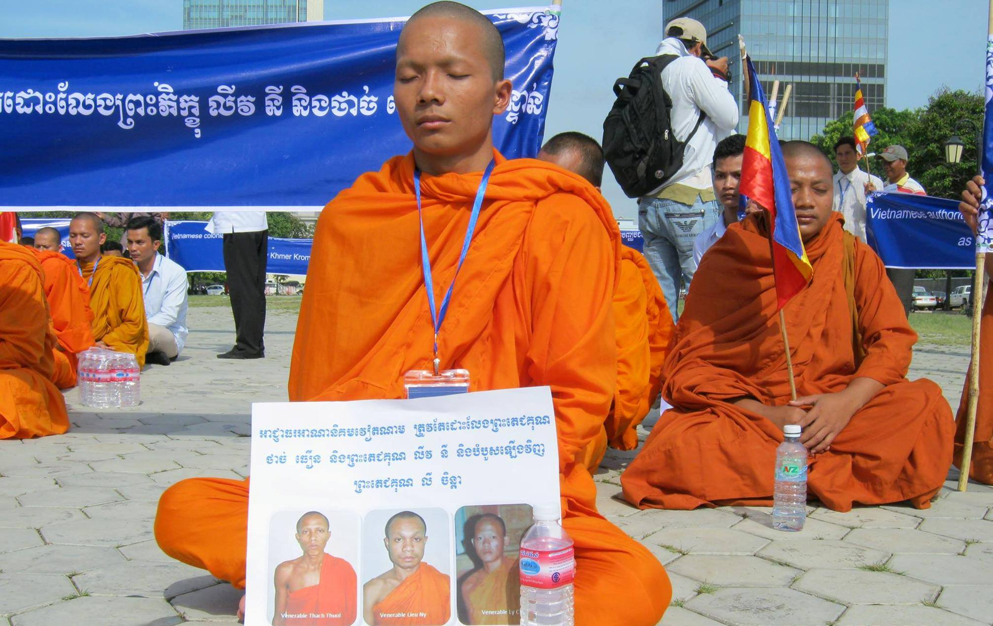 Khmer Krom: US Urge Vietnam to Respect Religious Freedoms, Including Those of Buddhist Monks