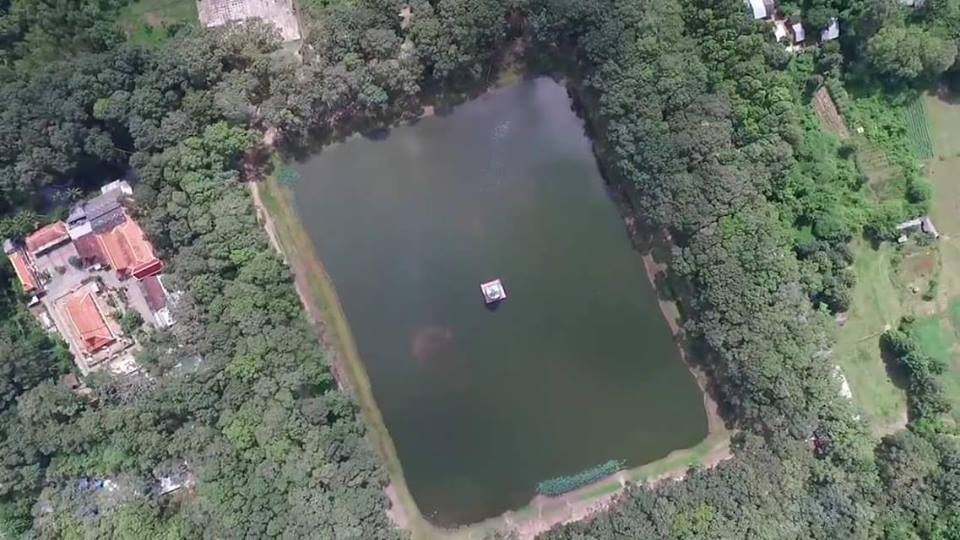 Srah Ku in Phreah Trapeag province.