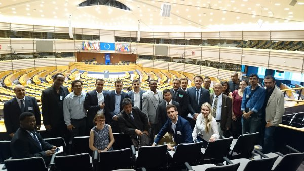 Combining EU and UN Advocacy and Performing as a Diplomat – New Skills Acquired at Third Workshop for Unrepresented Diplomats in Brussels