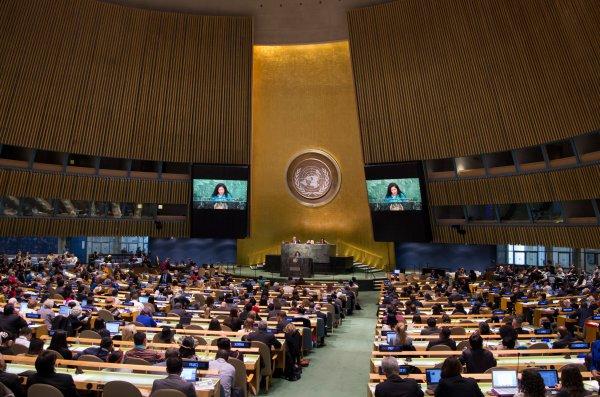UNPO Participates in UNPFII 2017 Session