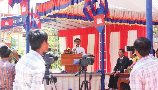 CNRP clings to anti-Vietnamese rhetoric