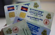 The Khmer Kampuchea association says Khmer Krom are often denied ID cards. KT/Mai Vireak
